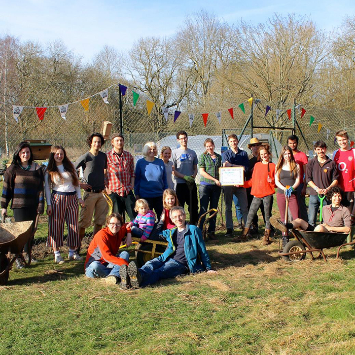 Community Action Group Project, Oxfordshire