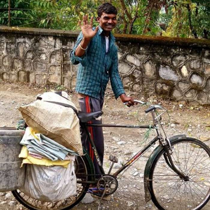 A lesson in reducing waste from India