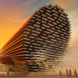 Department for International Trade appoints Resource Futures for  UK Pavilion at Expo 2020 Dubai