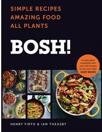 Bosh recipe book