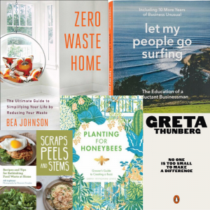 25 books to gift the greenies in your life